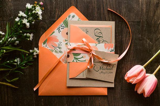 Consejos y tips para empezar con las Invitaciones de boda