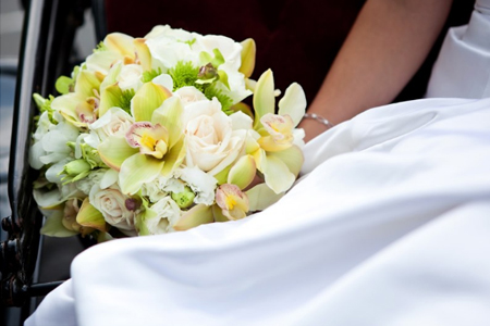 Bouquet de Novia Colores Claros