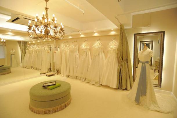 Estudio de Diseñador Vestidos de Novia Tallas Grandes