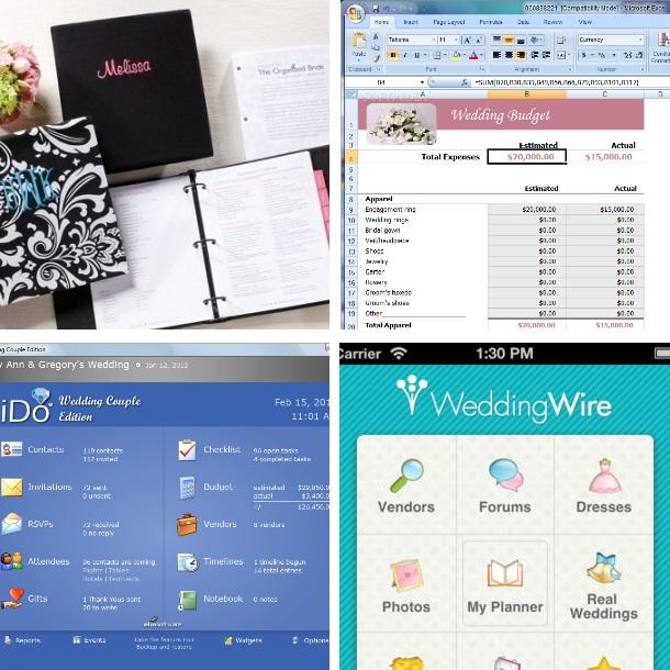 Las mejores herramientas para planear tu boda