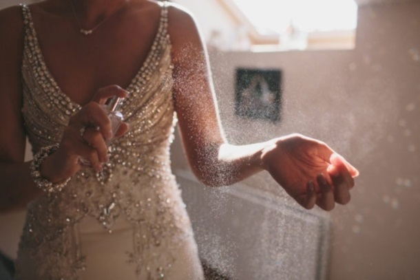 Perfume Ideal para tu Matrimonio