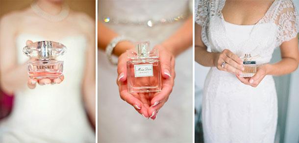 Novias con su Perfume Ideal