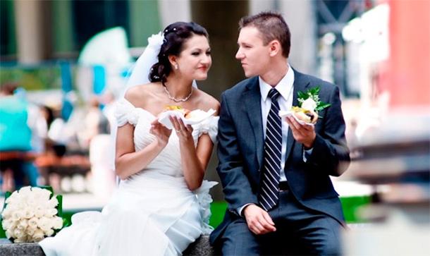 Comida para Matrimonio de Bajo Costo