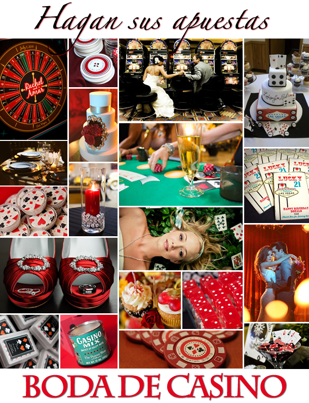 Tu Boda Estilo Casino Las Vegas