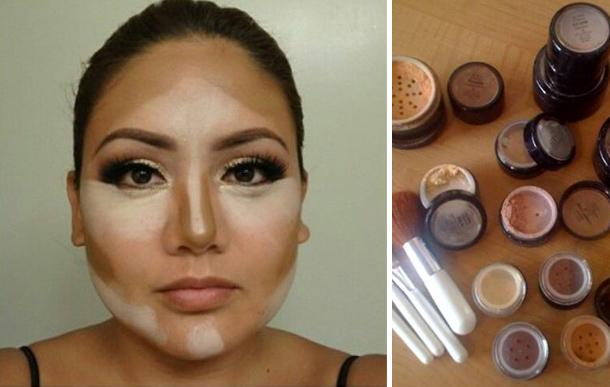 Maquillaje para estilizar el rostro