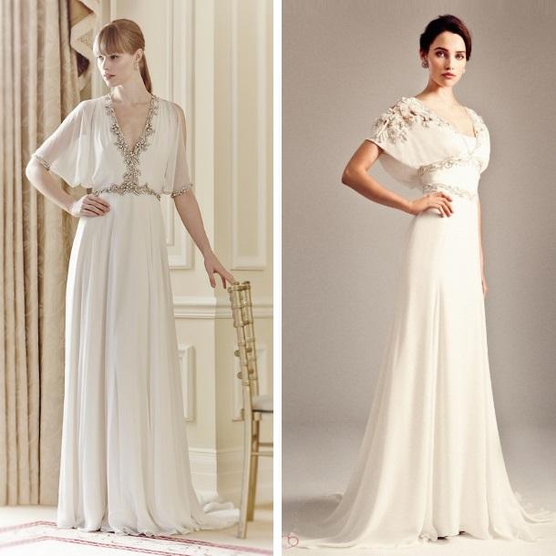 Mangas Julieta para tu vestido de novia