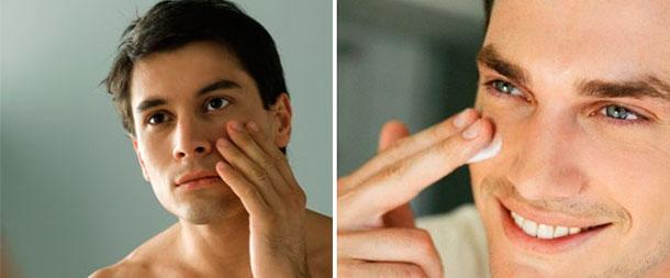 Cuidados de belleza para la piel del novio