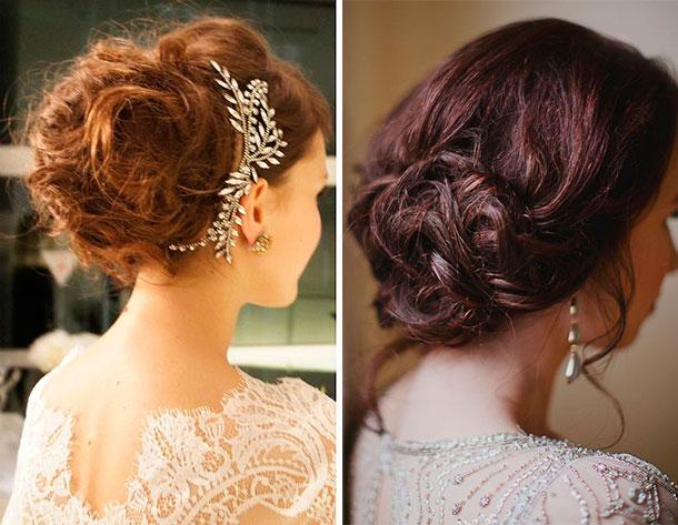 Ideas de peinados para tu casamiento
