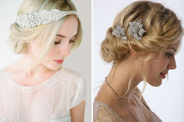 Ideas de peinados recogidos para tu casamiento