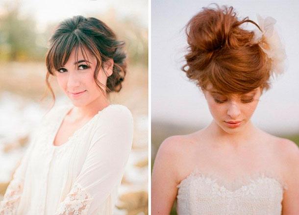 Ideas de peinado recogido para tu casamiento