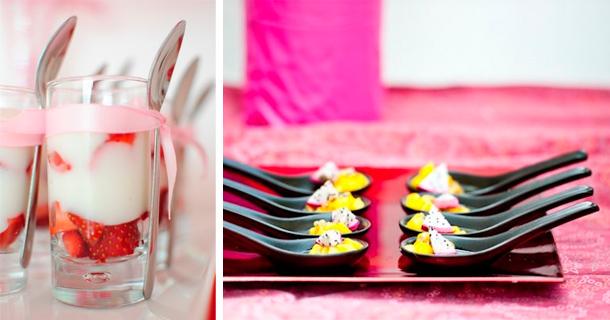 Mesa de postres y dulces para tu casamiento