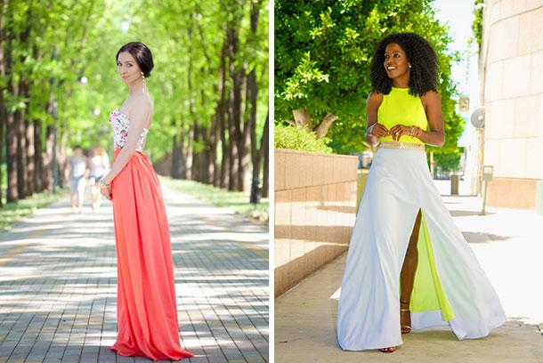 Ideas de vestido para invitadas a tu boda campestre