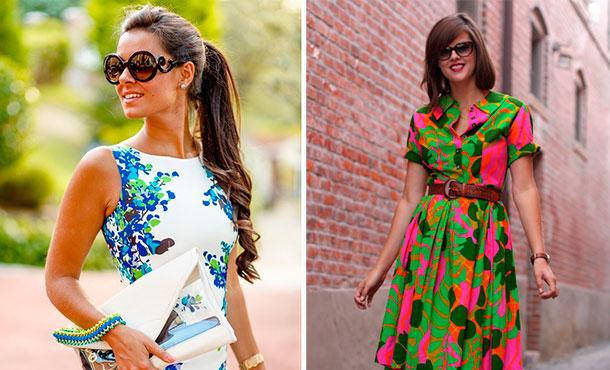 Gafas de sol para tu vestido de invitada a una boda estilo campestre