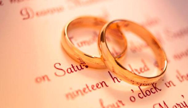grabados para tus Argollas de matrimonio