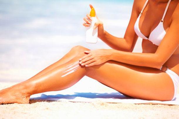Cuidados contra los rayos UV para tu luna de miel