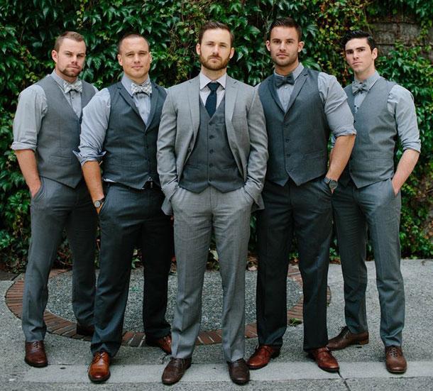 Guía completa para elegir el traje de novio para tu boda