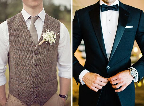 Guía completa para comprar tu traje de novio