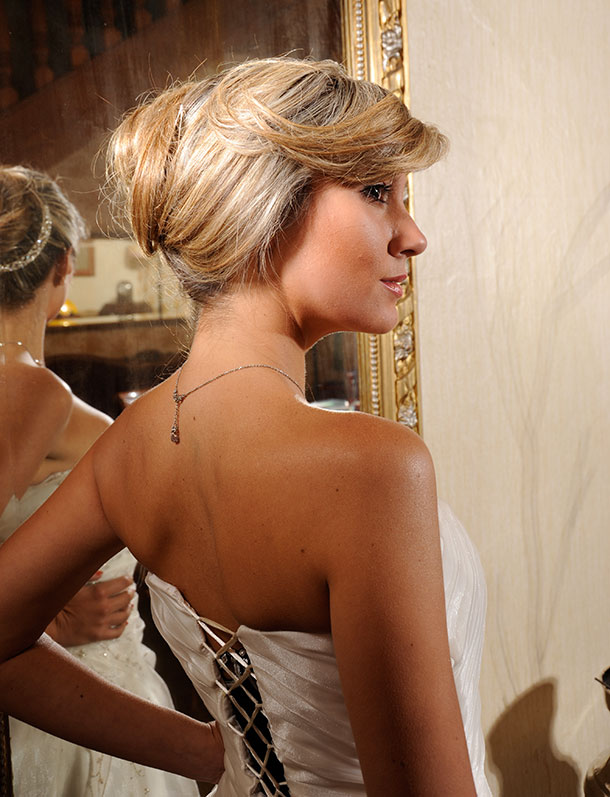 Consejos de los profesionales en peluquería, para tu maquillaje y peinado de boda. Álvaro Pedraza Peluquería