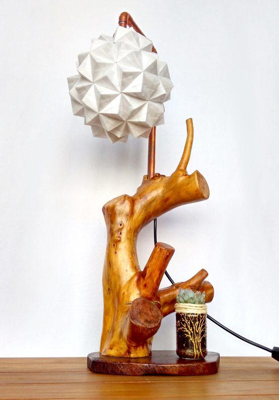 Lampara Pedestal
