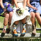Etiqueta de vestuario de matrimonio