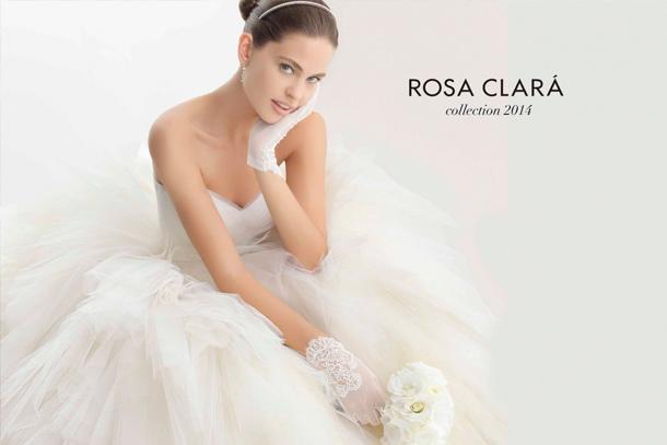 Rosa Clará Vestidos de Novia